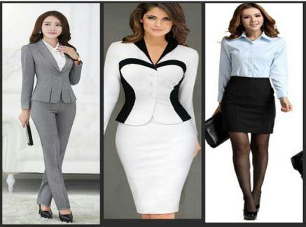 corporate wear for women
