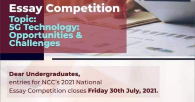 How to Participate in the NCC Essay Competition for Undergraduates