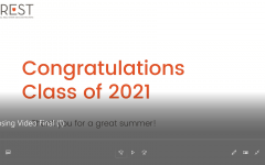 CREST Closing Video Class of 2021