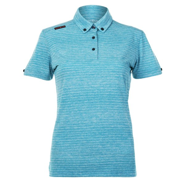 Ladies Polo 60380808-Light Blue