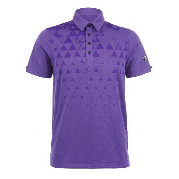 Mens Polo 80380712 Purple