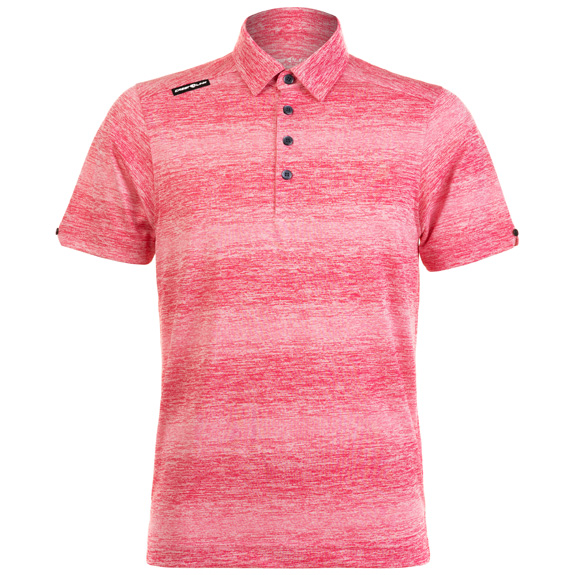Mens Polo 80380719-Pink