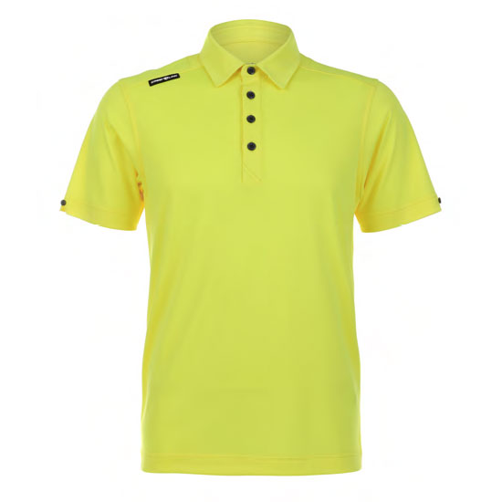 Mens Polo 80380766 Yellow