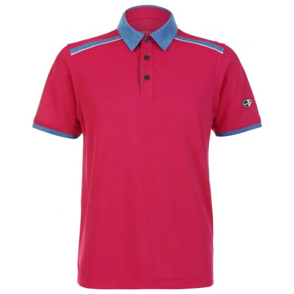 Mens Polo 80380775 Pink