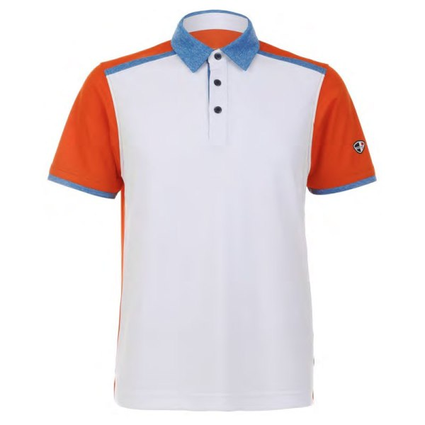 Mens Polo 80380775 White