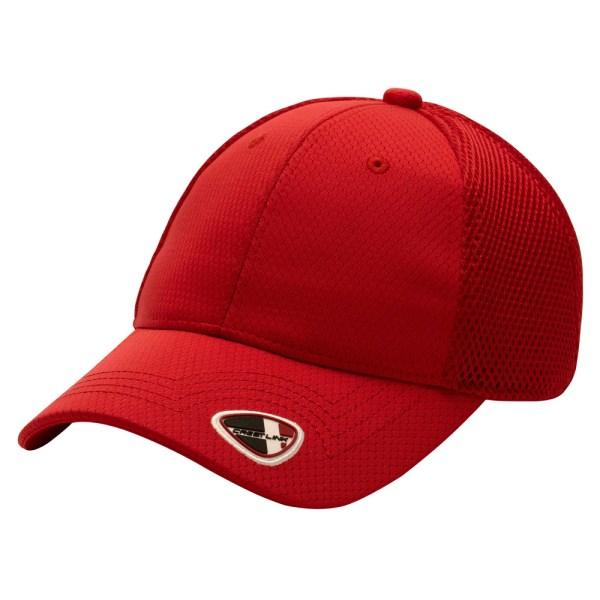Golf Cap 89-180812 Red