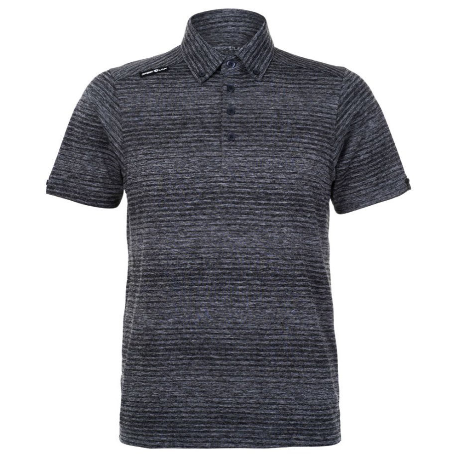 Mens Polo 80380807-Black