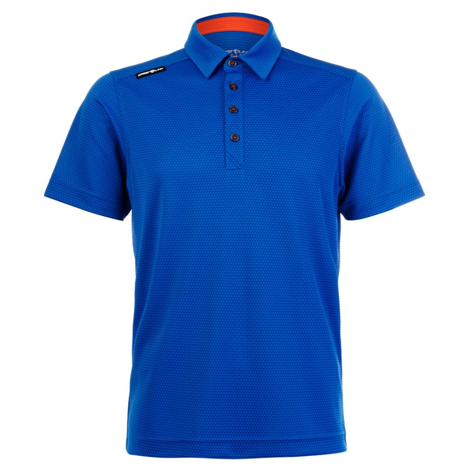 Mens Polo 80380834-Blue
