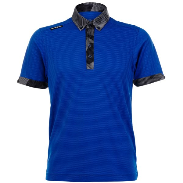 Mens Polo 80380875 Blue