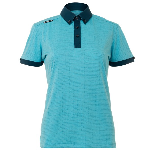 Ladies Polo 60380939 - Ice Blue