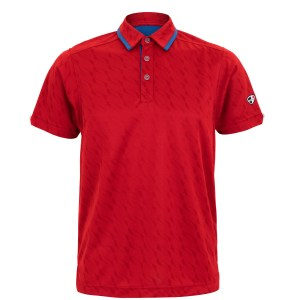 Mens Polo 80381012 - Sport Red