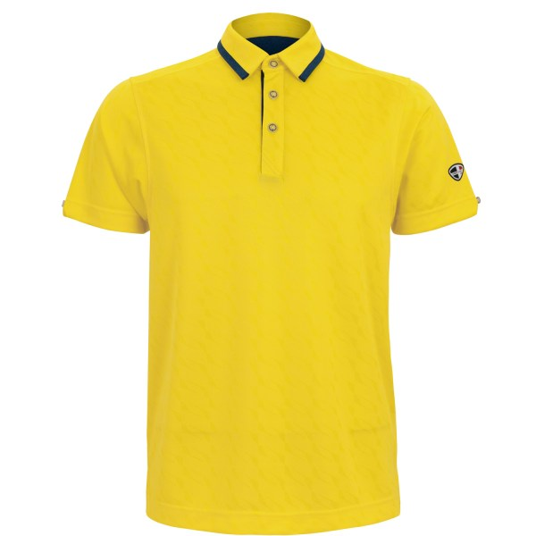 Mens Polo 80381012 - Yellow