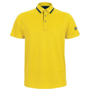Mens Polo 80381012 - Yellow