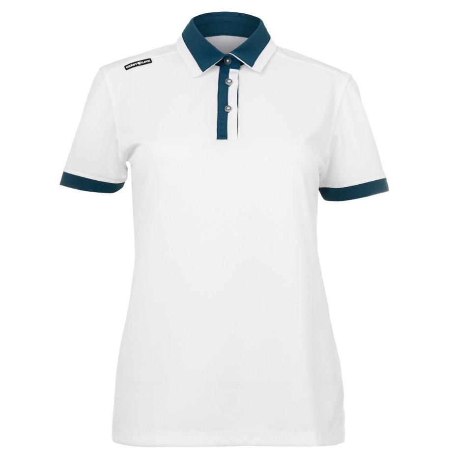 Ladies Polo 60380936 - White