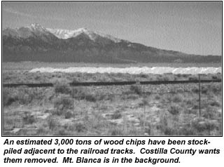 San Luis Valley has a close brush with PVC plant (January 2003)