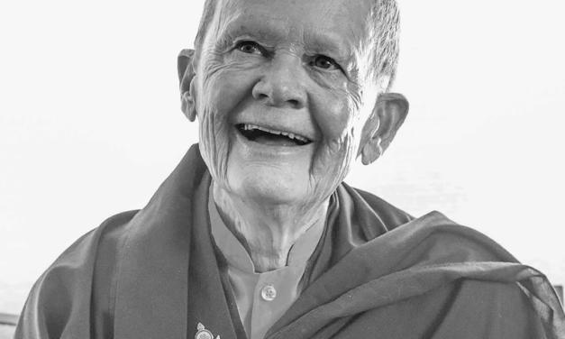 Pema Chödrön Foundation grants property deed to Pema Chöling monastic center