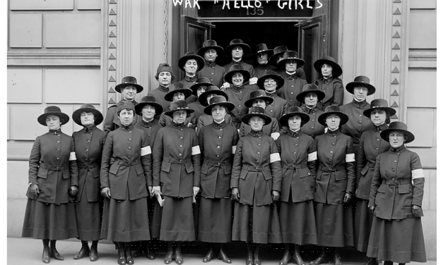 The Hello Girls: Women, war & the right to vote