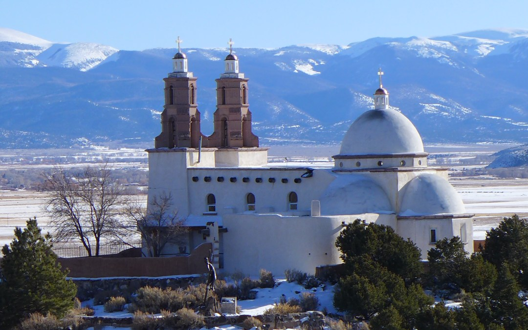 The Stations of the Cross in the San Luis Valley