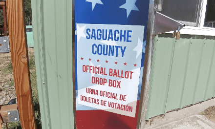 Ballot drop boxes are being placed around Saguache County