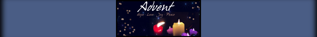 Banner image for Advent 2016.