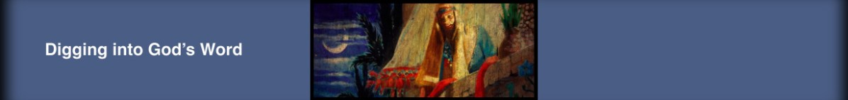 Blog Banner image of Rahab at the window in the Women in the Genealogy of Jesus Advent series.