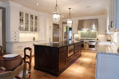 Island: Wakefield, Alder, Clove -Kitchen Design Concepts