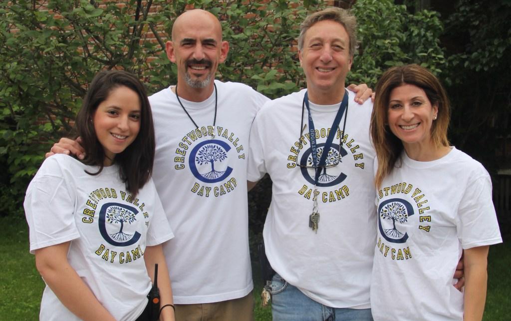Crestwood camp staff