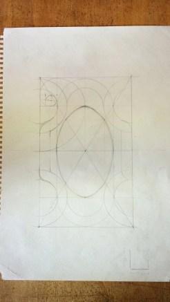 Disegno cornice definitivo