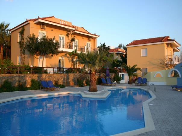 Panorama Villas Ammoudara Lasithi  Crete  Cretamapcom
