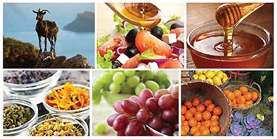 Κρητική διατροφή All Inclusive ξενοδοχείων