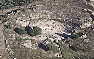 Αποκατάσταση αρχαίου θεάτρου Γόρτυνας