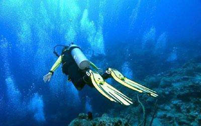 Καταδυτικός τουρισμός Κρήτης