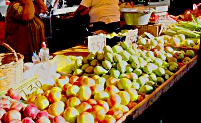 Ενίσχυση παραγωγών λαϊκών αγορών