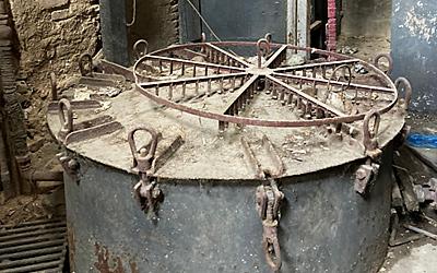 Ανάδειξη παραδοσιακής τεχνικής σταμπωτού υφάσματος
