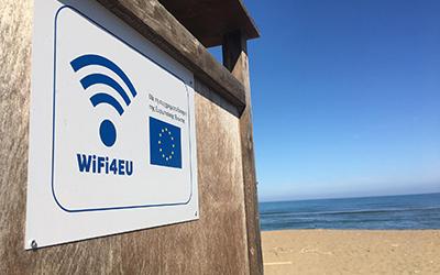 Δωρεάν WiFi Δήμου Μαλεβιζίου