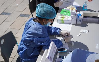 Δωρεάν rapid test 22-10-2021 εμβολιασμένων