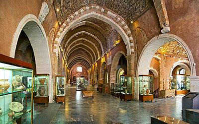 Προβολή Αρχαιολογικού Μουσείου Χανίων