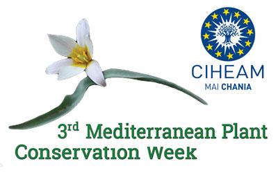 3η Μεσογειακή εβδομάδα συντήρησης φυτών