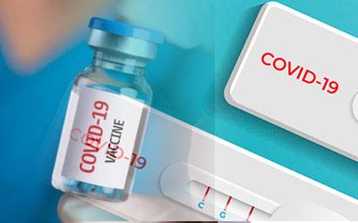 Δωρεάν rapid test 14-9-2021 εμβολιασμένων