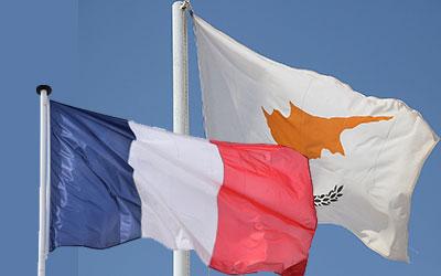 Ενδυνάμωση εμπιστοσύνης Γαλλίας – Κύπρου