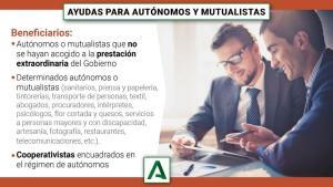 ayudas junta de Andalucía