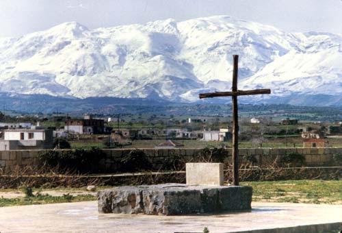 The final resting place of Nicos Kazantzakis.