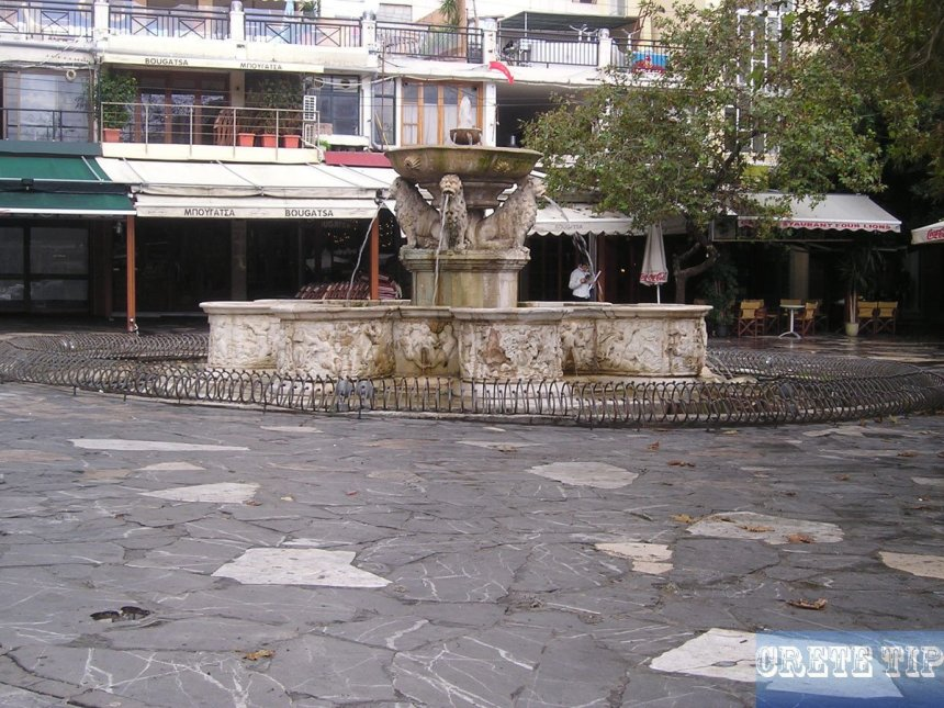 Square of the Lions