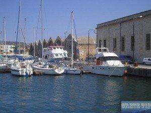 Venetian shipyards of Chania