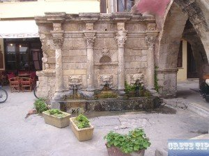 Rimondi fountain