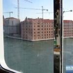 Departing from Venice