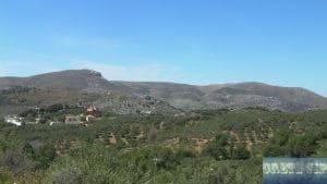 Landscape around Kastelli