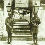 German barracks in Chania