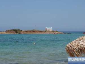 small island Malia