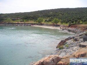 sandy beach of Kolikitha